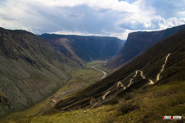 Немного Алтая Алтай, Акташ, Кату-Ярык, курайскийхребет, отпуск, Курайская степь, фотография, длиннопост