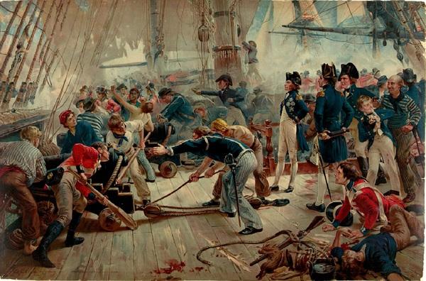 От юнги до адмирала Лига историков, Royal Navy, от юнги до адмирала, длиннопост