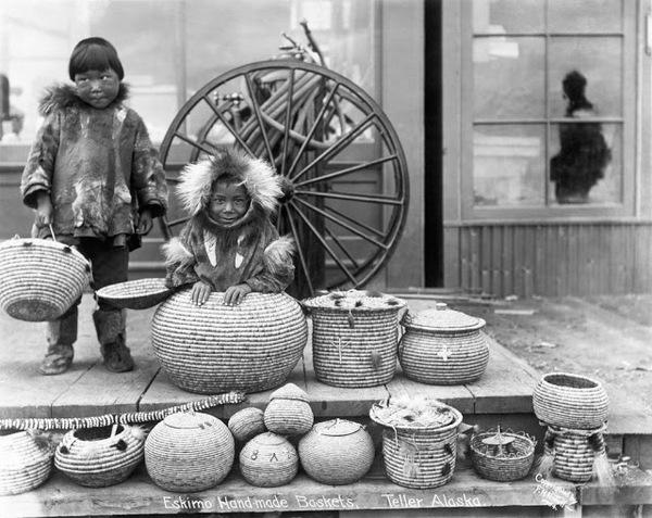 Жизнь инуитов на Аляске в начале 20 века. Инуиты, Эскимос, Аляска, Канада, Длиннопост
