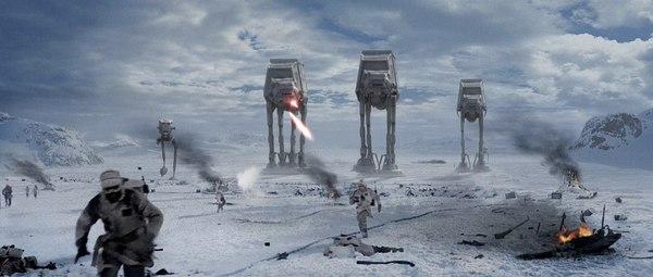 Star Wars: Episode V - The Empire Strikes Back REVISITED Star wars, The empire strikes BACK, Revisited, Adywan, Труд, Длиннопост
