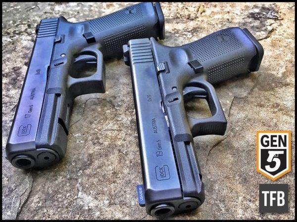Glock презентовал новое поколение пистолетов Glock, Generation 5, Оружие, Видео
