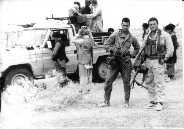 Афган на веки твой карван