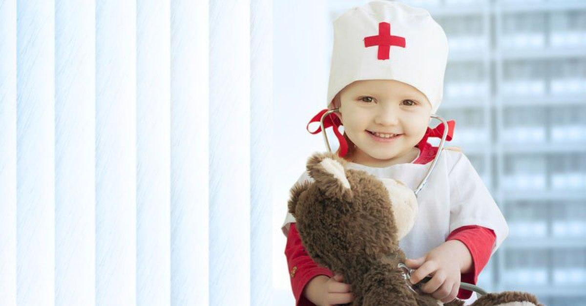 Детский врач прикольные картинки, хвост
