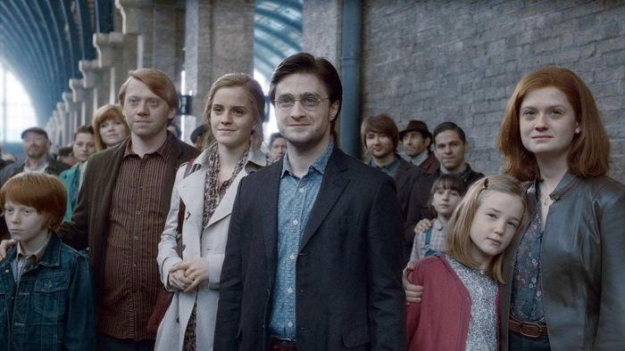"""Что произошло с героями """"Гарри Поттера"""" после эпилога Гарри Поттер, Джоан Роулинг, Гермиона, Рон Уизли, Длиннопост, Текст"""