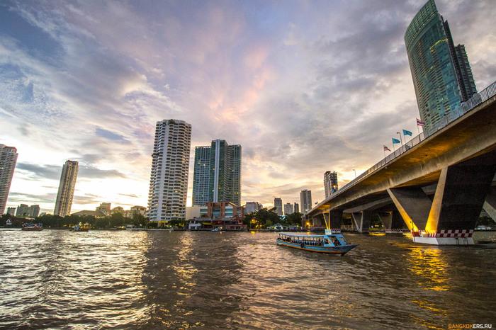 Один хороший день в Бангкоке Бангкок, Другойбангкок, Таиланд, Один день