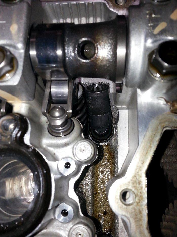Владелец Lancer Evolution нашел в двигателе забытый заводом инструмент. Mitsubishi, Lancer Evolution, Инструменты, Dromru, Длиннопост, Завод, Торцевой ключ