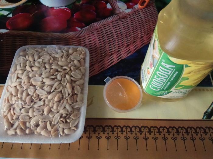 Арахисовое масло / арахисовая паста Арахис, Арахисовое масло, Мужская кулинария, Бутерброд, Своими руками, Для аллергиков, Длиннопост, Рецепт