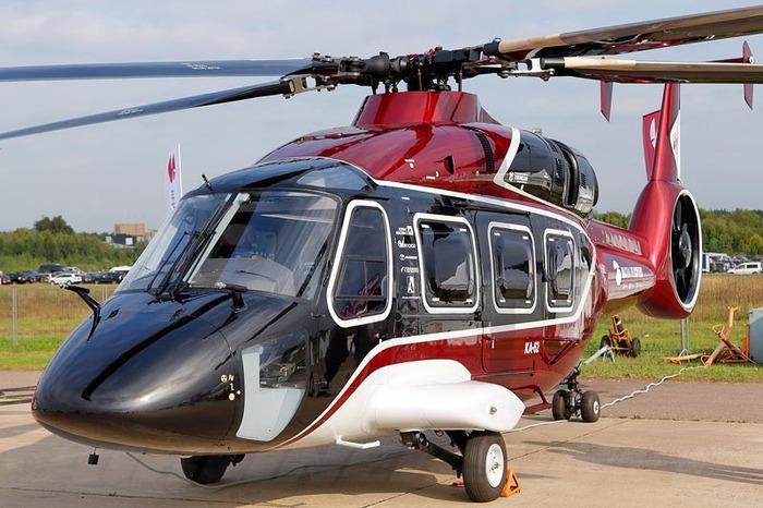 Красавец Ка-62 Вертолёт, Ка-62, Авиация РФ, Россия, Гражданская авиация