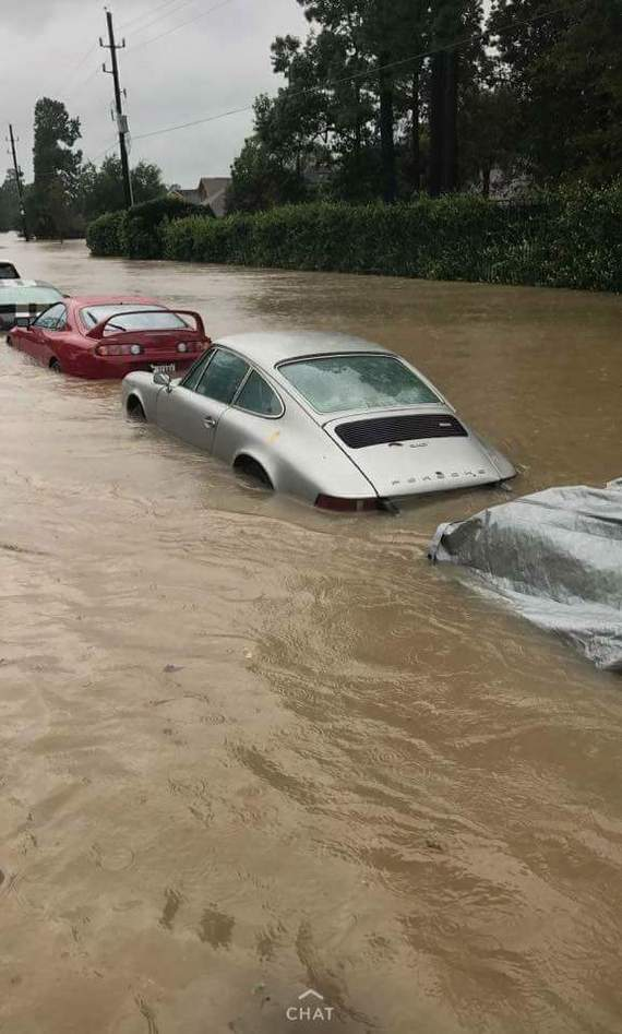 Авто которые реально жалко. Пострадавшие от урагана. Авто, Ураган, Хьюстон, Длиннопост