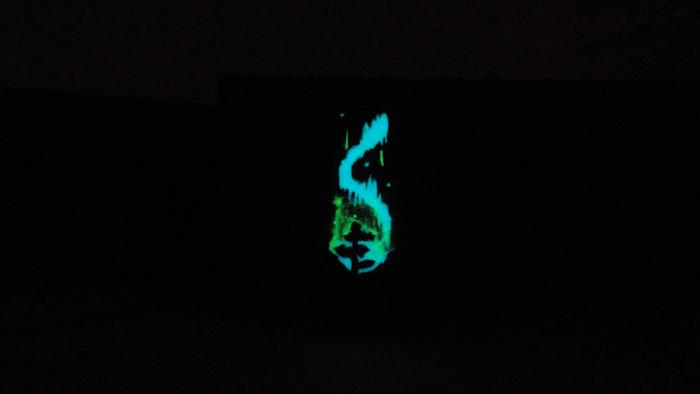 Смешивание люминофора №2 Северное сияние, Космос, Планеты и звезды, Нефть, Люминофор, Изделия из дерева, Светящиеся амулеты, Длиннопост