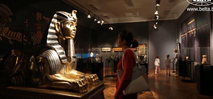 А сокровища Древнего Египта ненастоящие! Древний Египет, Музей, Египтология, История, Видео, Длиннопост