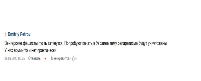 Это победа. Политика, Украина, Цензор, Картинка с текстом, Венгрия