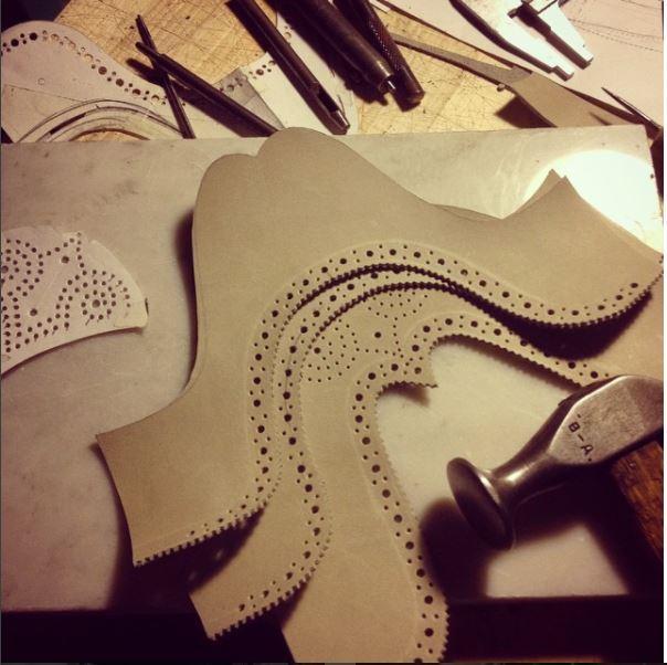 Создание пары мужских брогированных оксфордов Мужская обувь, Ручная работа, Рукоделие, Как это сделано, Rezakov, Кожа, Изделия из кожи, Длиннопост