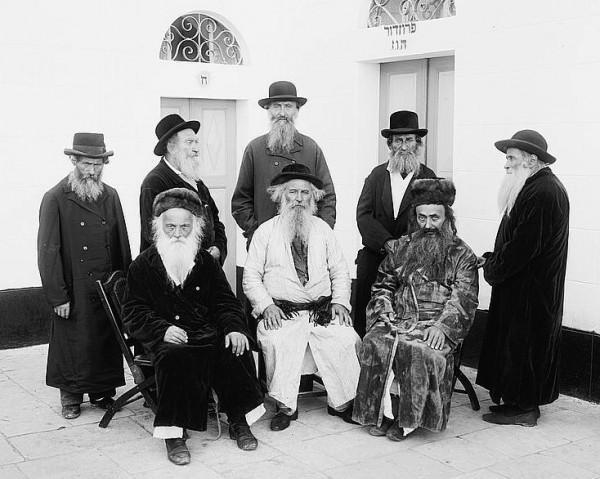 Феня - почему язык еврейских раввинов стал жаргоном русских уголовников  063e9428f4022