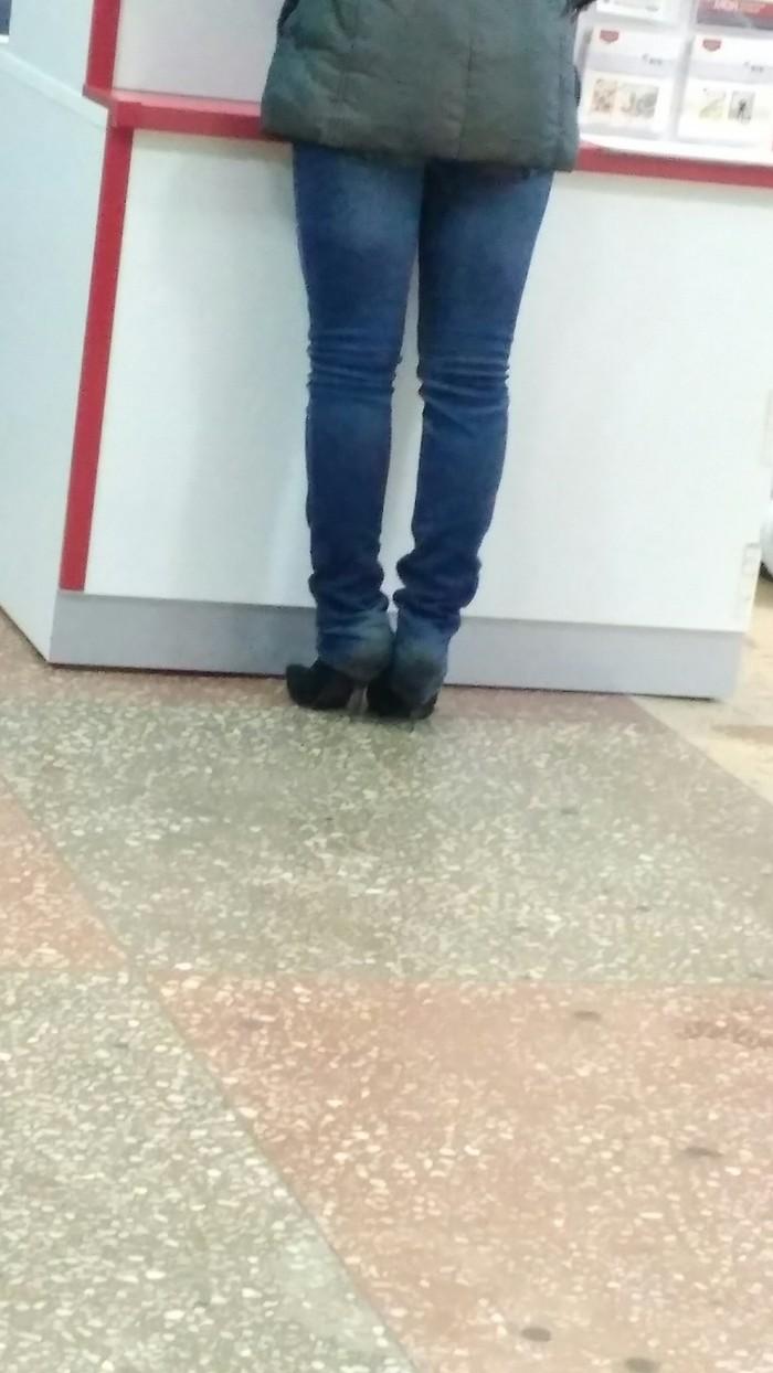 Что нужно делать, когда джинсы слишком длинные Джинсы, Туфли, Почта России, Почта Банк, Почта, Мода, Фотография, Штаны, Длиннопост