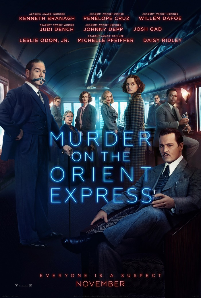 Adventures on the orient express