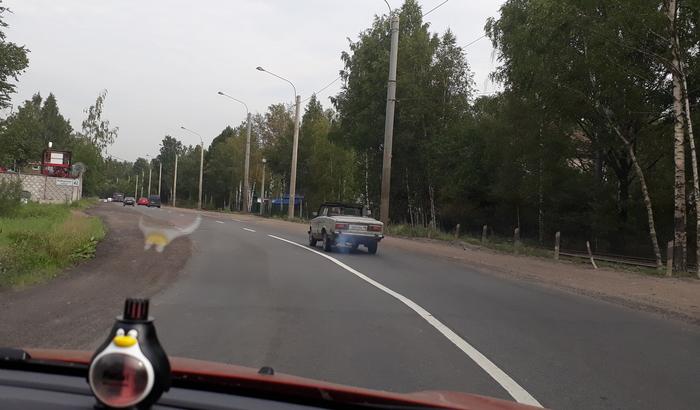 Жигули-кабриолет Жигули, Кабриолет, Санкт-Петербург, Самоделки