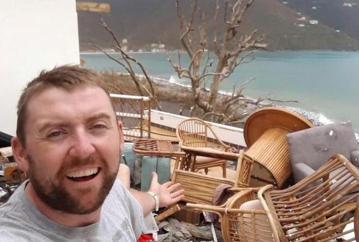 Ирландец купил дом своей мечты. А через пять дней ураган Ирма разрушил жилище Ураган Ирма, Ирландцы, Дом, Невезение