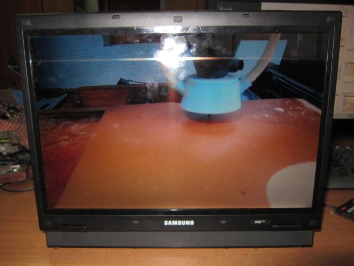 Как сделать телевизор из сломанного ноутбука