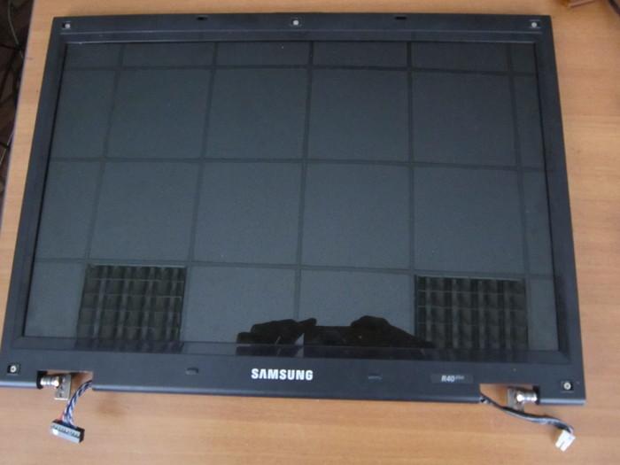Самодельный телевизор из сломанного ноутбука Самодельный телевизор, 3D модель, Samsung R40, CLAA154WB05A, вторая жизнь, ЧПУ, видео, длиннопост