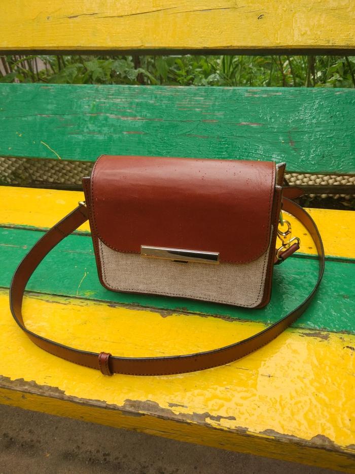 Женская сумочка Кожевенное ремесло, Кожа, Ручная работа, Женская сумка, Рукоделие, Изделия из кожи, Длиннопост