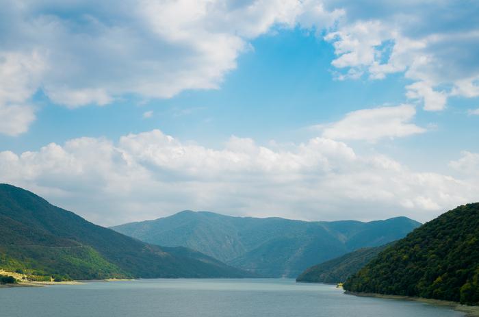 Грузия. Грузия, Горы, Природа, Фотография, Длиннопост