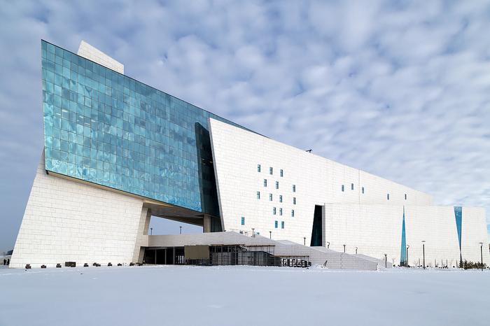 Национальный музей Астана, Казахстан Современная архитектура, Архитектура, Астана, Казахстан, Музей, Длиннопост