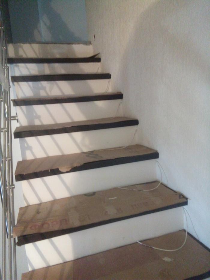 Как сделать подсветку для лестницы мастерская