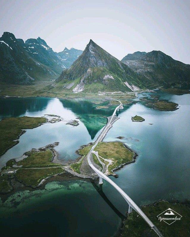 Роскошные пейзажи Норвегии - Страница 22 1505995283170117529