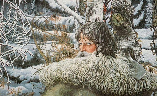 Сгероями славянской мифологии нового года