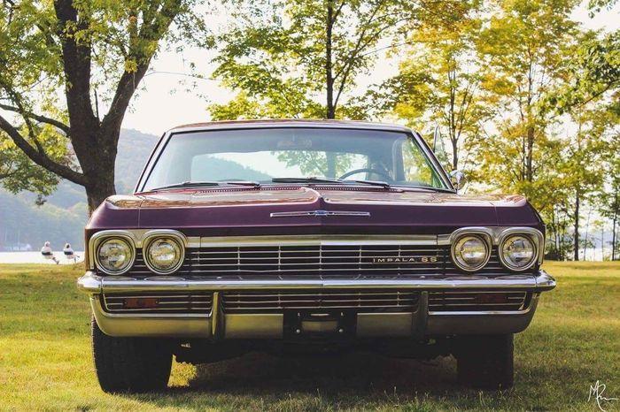 1965 Chevrolet Impala SS 1965 Chevrolet Impala SS, Авто, Фотография, Ретроавтомобиль, Длиннопост