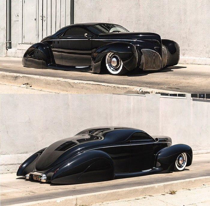 Lincoln Zephyr Scrape Custom 1939 г