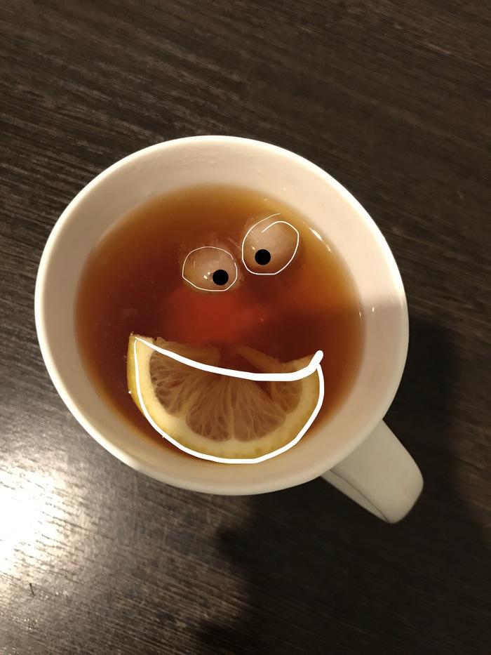 Мой утренний чай