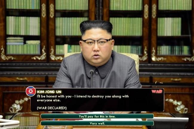 Свежее фото Ким Чен Ына идеально подходит под известный многим интерфейс.