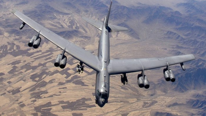 Пентагон: бомбардировщики и истребители США пролетели у побережья КНДР Политика, США, Северная корея, Ядерная угроза, Конфликт, Пентагон, Бомбардировщик, Russia today