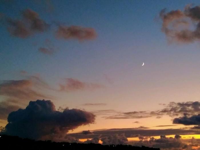 Фото красивого заката Закат, Черное море, Вдохновение, Фотография, Длиннопост