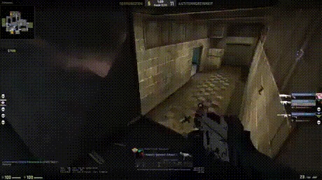 Когда штурмовик играет CS:GO