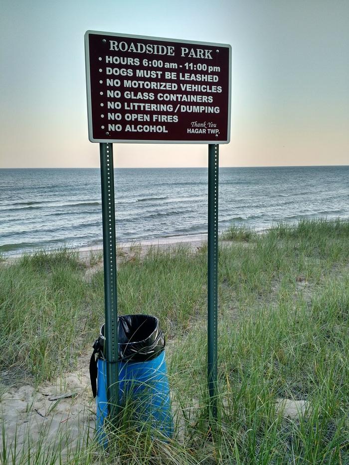 Странное отсутствие мусора на американских пляжах Америка, США, спутникофф, одноэтажная америка, пляж, озеро Мичиган, длиннопост, видео