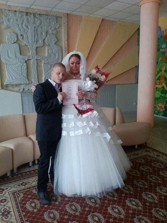 Невеста блядь на пять