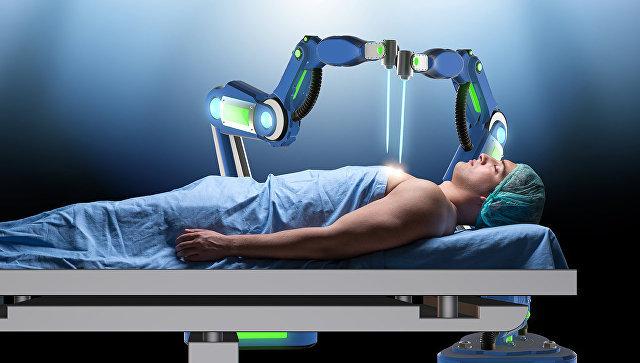 В Китае робот-стоматолог провел первую операцию без участия человека новости, Китай, робот, зубы, видео