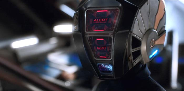 We're up all night to Warp 4, We're up all night to Warp Core Daft Punk, Star trek discovery
