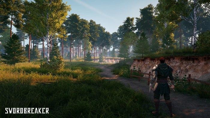 Swordbreaker in Action описание и обновление Action, Gamedev, Gamedevelopment, Indie, Indiedev, Инди игра, Swordbreaker, Unity3d, Длиннопост