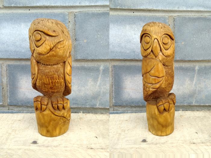 Резьба по дереву сова. Резьба по дереву, Резьба, Скульптор, Работа с деревом, Ручная работа, Липа, Резцы, Handmade, Длиннопост