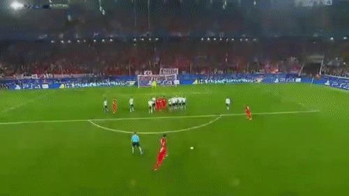 Спартак 1-0 Ливерпуль  ГОЛ Фернандо