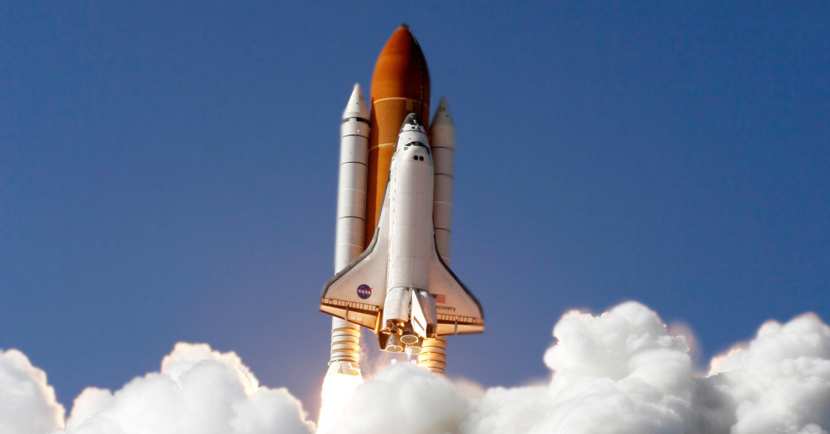 nasas space shuttle rises from the dead to power new - HD 2200×1540