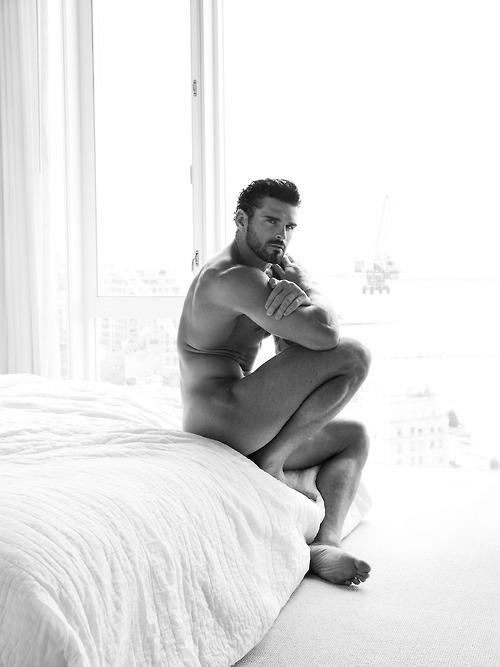 Доброе и немного скромное утро) Playgirl, Девушкам, Мужчина, Торс, Накачанный, Мышцы, Голый мужик, Мужская красота, Длиннопост