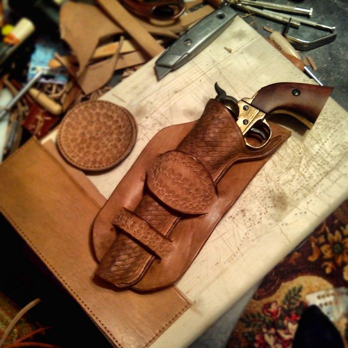 """С чего начиналось """"знакомство"""" с кожей Инструмент для кожи, Кожа, Штамп, Ручная работа, Обучение, Информация по коже, Длиннопост"""