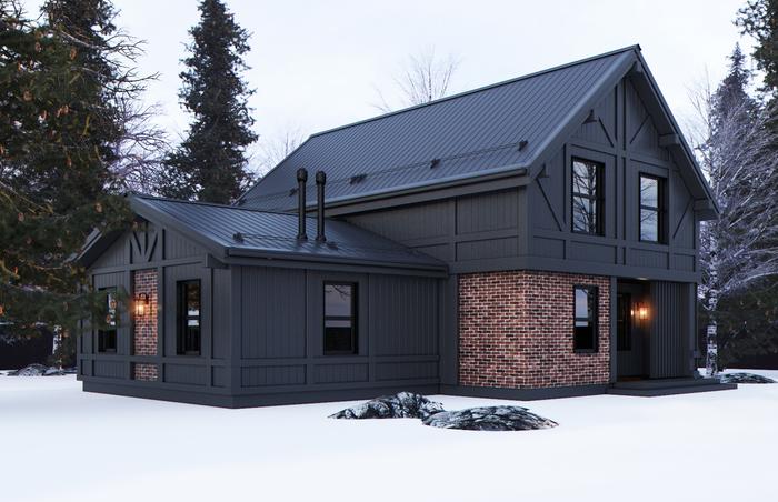 Как мы строили странный дом aeroslon, наш MINI, дом для ПМЖ, проекты домов, Строительство, длиннопост