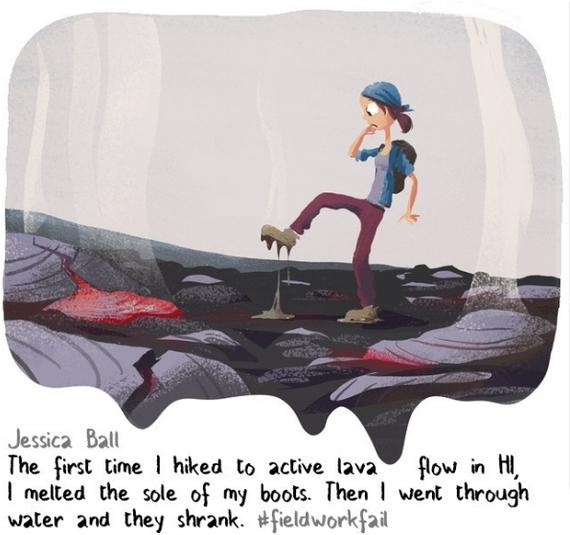 Удивительные приключения тех, кто изучает наш мир. длиннопост, jimjourdane, ученые, наука, неудача, юмор
