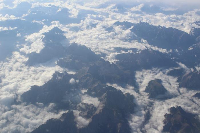 Пролетая над Каталонией Начинающий фотограф, Над облаками, Canon, Вид из самолёта, Каталония, Длиннопост